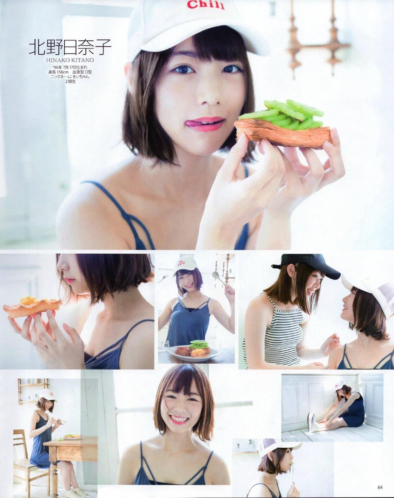 食いしん坊北野日奈子