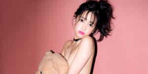AKB48加藤玲奈ちゃんの1st写真集『誰かの仕業』の表紙が公開!
