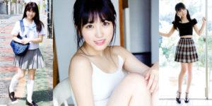 HKT48矢吹奈子ちゃんの花盛りなグラビア画像!