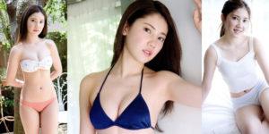 SKE48北川綾巴ちゃんの美が進化する水着グラビア!