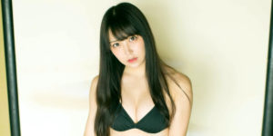 NMB48白間美瑠ちゃんのEX大衆8月号アザーカット水着グラビア!