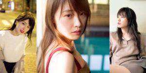 乃木坂46高山一実ちゃんの2nd写真集『独白』秘蔵の水着グラビア!