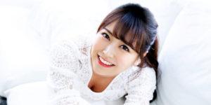 NMB48白間美瑠ちゃんの未来を見つめるグラビア画像!
