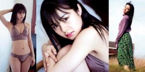 NGT48本間日陽ちゃんの笑顔で照らす水着グラビア!