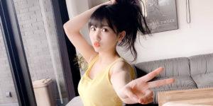 HKT48田中美久ちゃんの『EX大衆 2019年6月号』グラビアオフショット!
