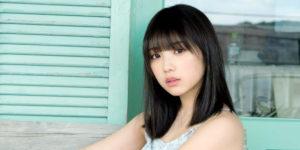 乃木坂46与田祐希ちゃんの透明感溢れるグラビア画像!