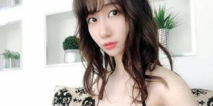 AKB48柏木由紀ちゃんの『ヤングチャンピオン 2019年15号』水着グラビアオフショット!