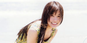 AKB48岡部麟ちゃんの夏と海とグラビア画像!