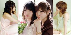 AKB48岡田奈々ちゃん・村山彩希ちゃんのアツアツグラビア画像!