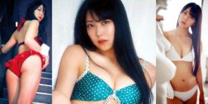 NMB48白間美瑠ちゃんのドールなファンタジー水着グラビア!