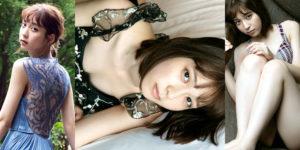 HKT48松岡菜摘ちゃんのオトナセクシー水着グラビア!