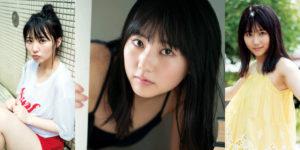 HKT48田中美久ちゃんの今を感じるグラビア画像!