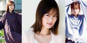 乃木坂46山下美月ちゃんのホッコリ笑顔のグラビア画像!