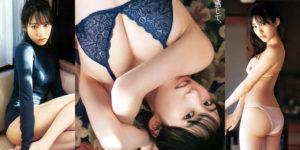 NMB48横野すみれちゃんの情緒溢れる水着グラビア!