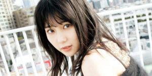 HKT48田中美久ちゃんの狭間で揺れるグラビア画像!