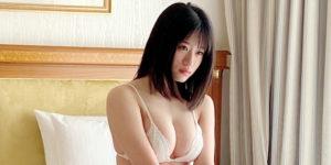 NMB48上西怜ちゃんの『EX大衆 2020年7月号』水着グラビアオフショット!