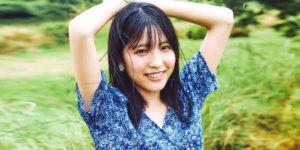 乃木坂46早川聖来ちゃんの雨を感じるグラビア画像!