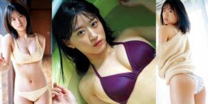 NMB48上西怜ちゃんの待ちきれない水着グラビア!