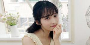 AKB48小栗有以ちゃんの『BIG ONE GIRLS 2020年9月号』グラビアオフショット画像!
