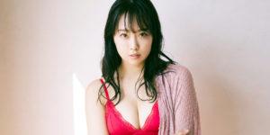NMB48加藤夕夏ちゃんの『EX大衆 2020年11月号』アザーカット水着グラビア!