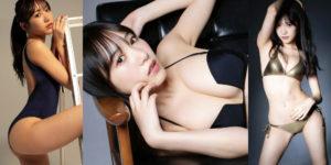 NMB48横野すみれちゃんの時代を変える水着グラビア!
