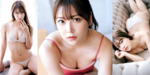 NMB48白間美瑠ちゃんの風格感じる水着グラビア!