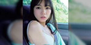 日向坂46齊藤京子ちゃんの1st写真集『とっておきの恋人』先行ランジェリー&水着グラビア!