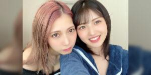 AKB48村山彩希ちゃん・茂木忍ちゃんの『漫画アクション 2021年No.03』水着グラビアオフショット!