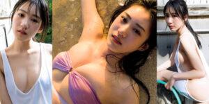 NMB48横野すみれちゃんの1st写真集『あなたの横の』珠玉の水着グラビア!