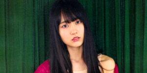 乃木坂46賀喜遥香ちゃんのオーラを纏うグラビア画像!